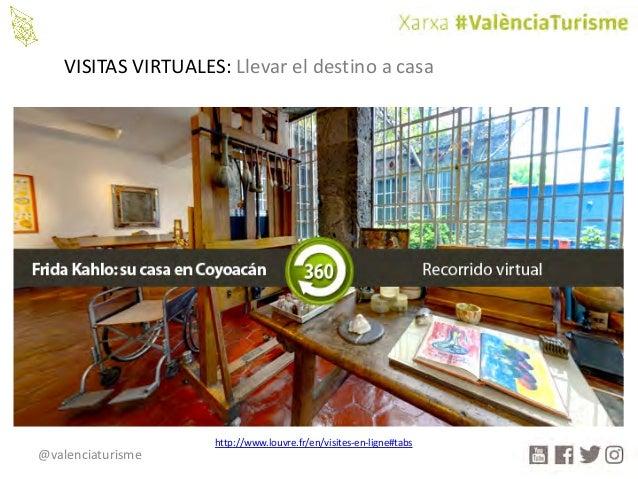 @valenciaturisme VISITASVIRTUALES: Llevareldestinoacasa http://www.louvre.fr/en/visites-en-ligne#tabs