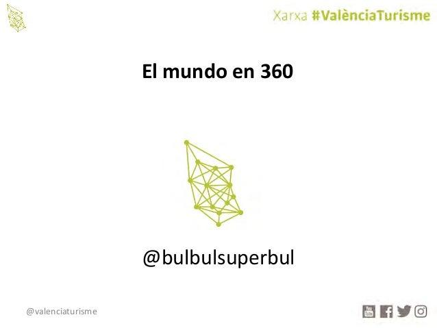 @valenciaturisme Elmundoen360 @bulbulsuperbul