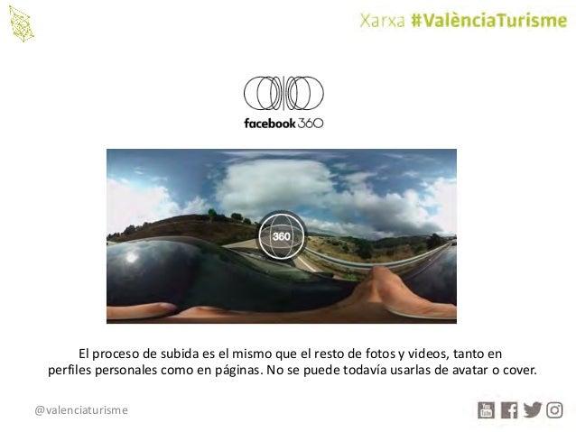 @valenciaturisme Elprocesodesubidaeselmismoqueelrestodefotosyvideos,tantoen perfilespersonalescomoenpá...