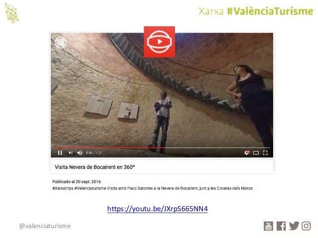 @valenciaturisme https://youtu.be/JXrpS665NN4