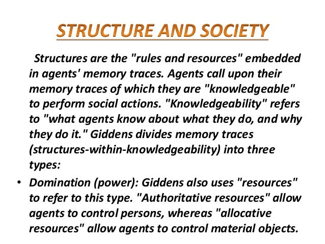 structuration theory Full-text paper (pdf): giddens, structuration theory and strategy as practice.