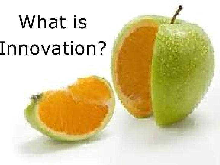 What isInnovation?          © Innovatiecentrum Limburg vzw