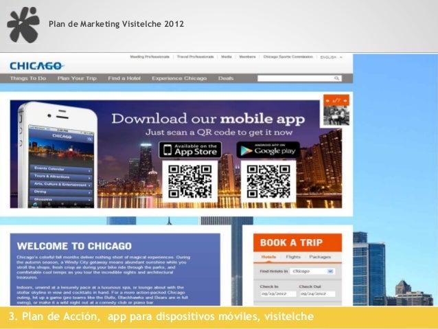 Plan de Marketing Visitelche 2012                                            Casi 1.000 descargas en smartphones desde jun...