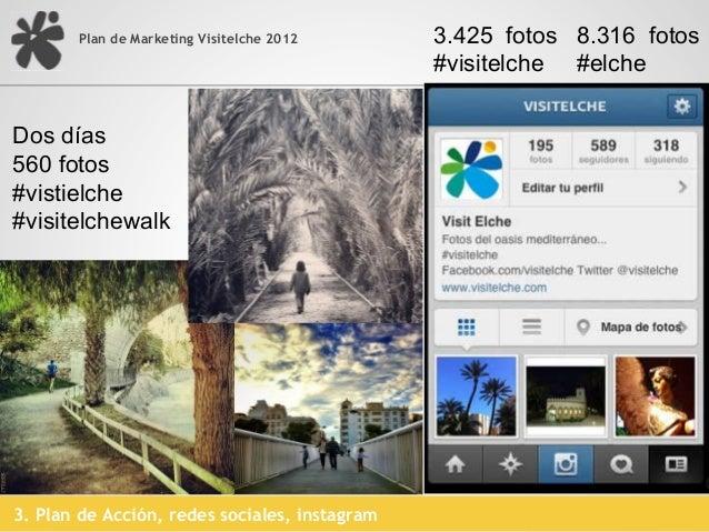 Plan de Marketing Visitelche 2012                                                           www.pinterest.com/visitelche  ...