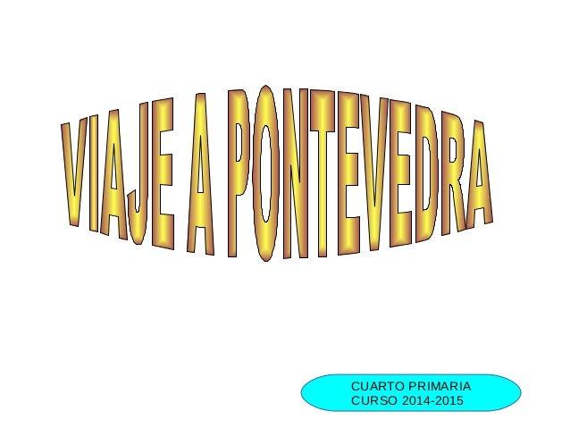 CUARTO PRIMARIA CURSO 2014-2015