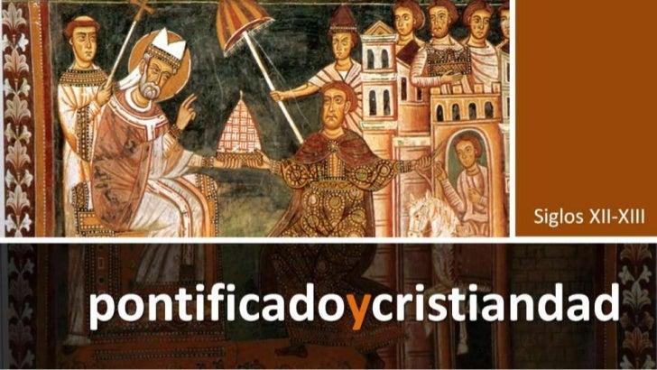 pontificadoycristiandad<br />