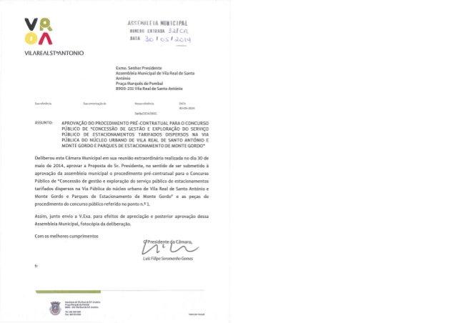 Ponto 11 proc. pr+® contratual estacionamentos vrsa e mg