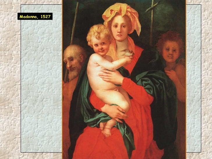 Madonna, 1527