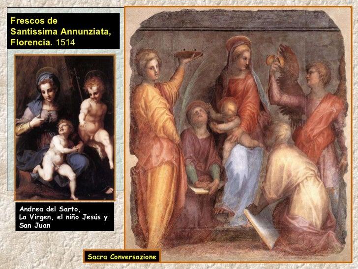Pontormo. El manierismo florentino. Slide 3