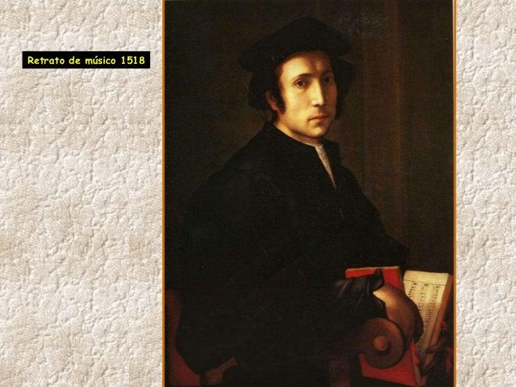 Retrato de músico 1518