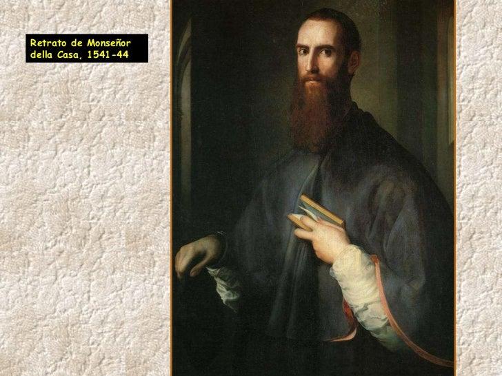 Retrato de Monseñor della Casa, 1541-44