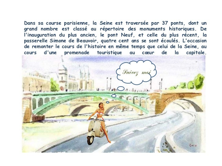 Ponts de paris ng2011 Slide 2