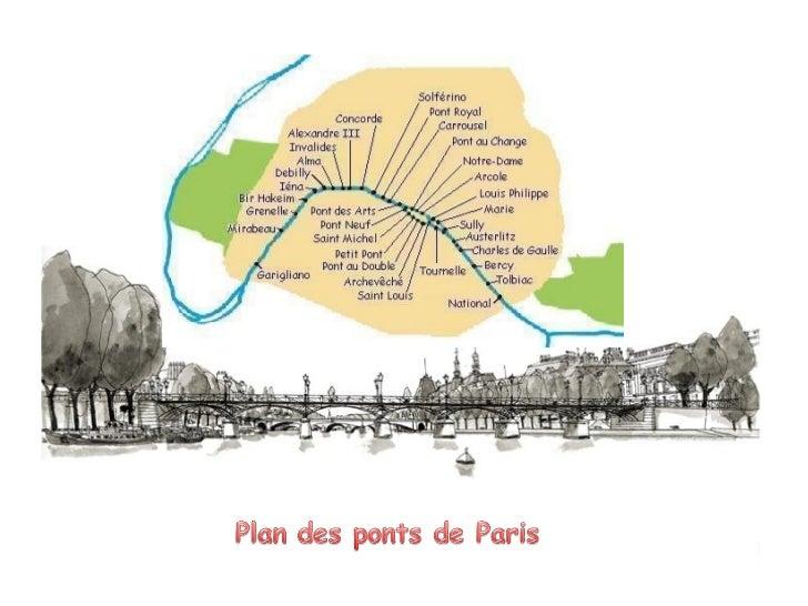 Ponts de paris ng2011 Slide 3