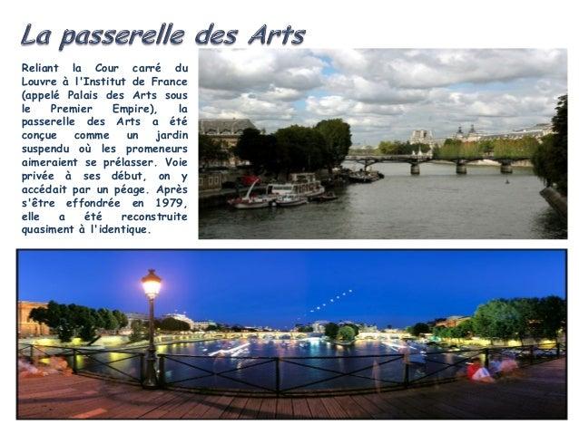 Le pont au Change relie lIle de la Cité, au niveau de laConciergerie, à la place du Châtelet. Construit au IXe siècle,le p...