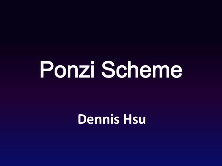 massive ponzi scheme A california man admitted in court this week that he ran a massive real estate ponzi scheme and defrauded investors out of $24 million by falsely promising that he.