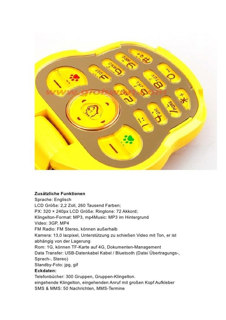 Pooh BäR Schneiden Telefon