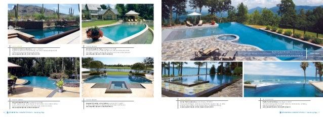 Pool Builders Design Award Brochure