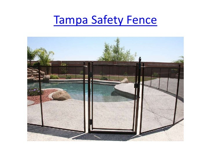 Pool Guard Safety Fence 4 Safety Pool Fencing And Pool Nets