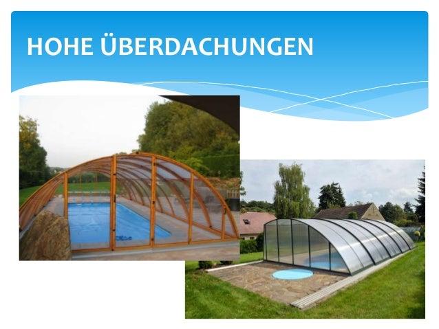 sag dem winter ade mit einem pool mit dach. Black Bedroom Furniture Sets. Home Design Ideas
