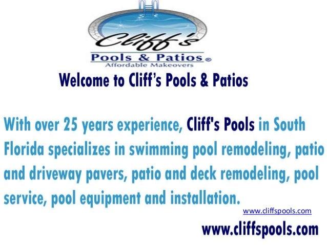 Pool Service & Maintenance Slide 2