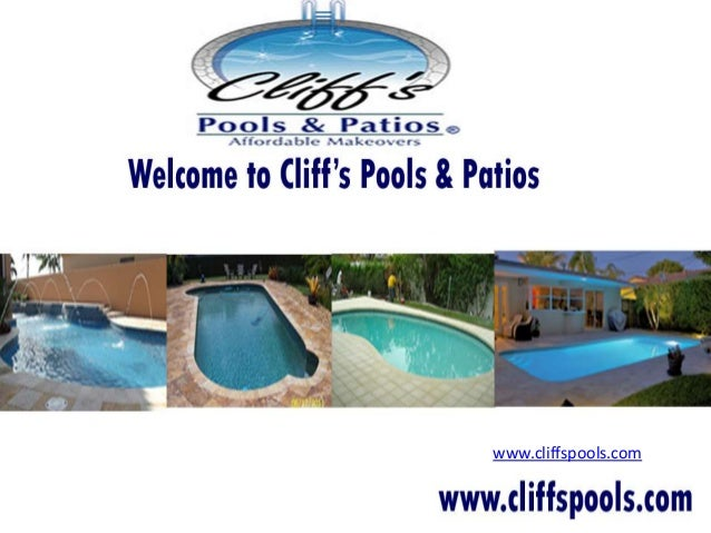 Pool Service & Maintenance Slide 3