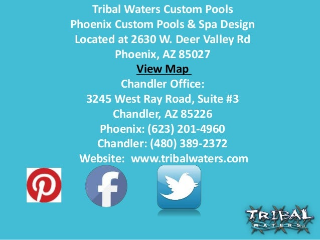 Pool Remodeling Phoenix Tribal Waters