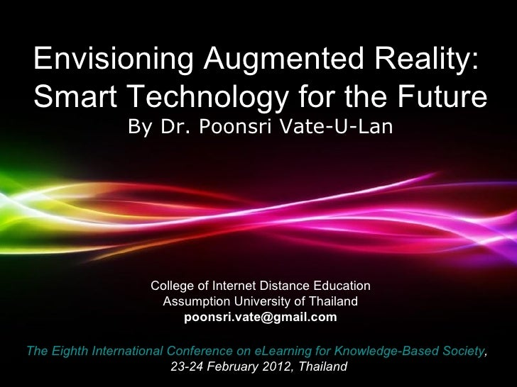 College of Internet Distance Educationg                          Assumption University of Thailand                        ...