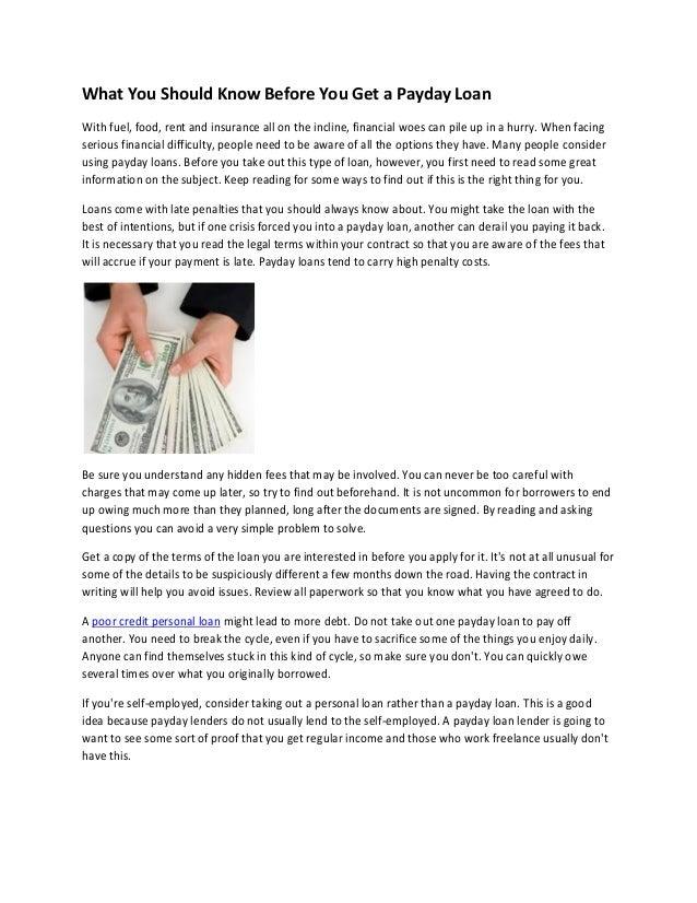 Poor Credit Personal Loan