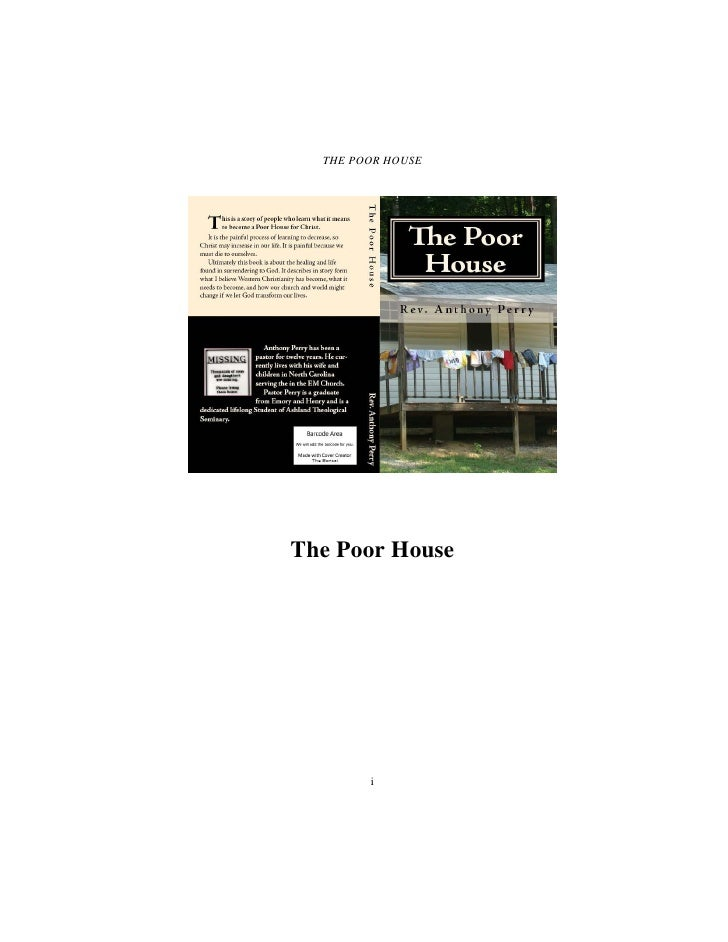 THE POOR HOUSE     The Poor House             i