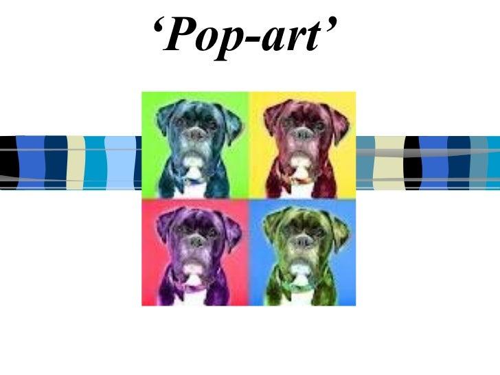 'Pop-art'