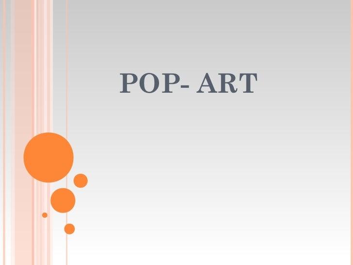 POP- ART