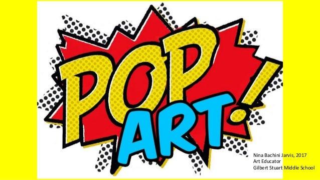 pop art powerpoint template