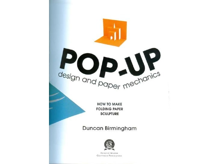 Pop-Up Design and Paper Mechanics: Amazon.es: Birmingham