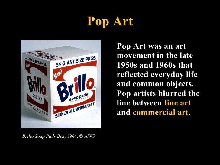 Pop art Slide 3