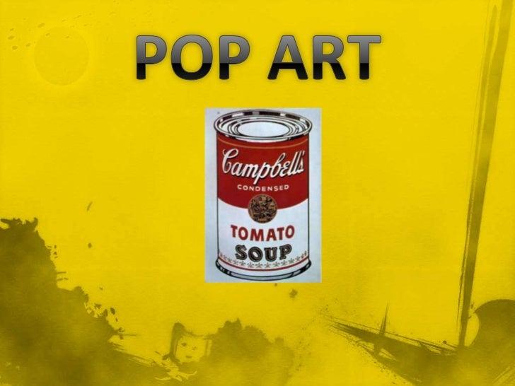  se caracteriza por el empleo de imágenes de la cultura popular tomadas de los medios de comunicación,      tales   como ...