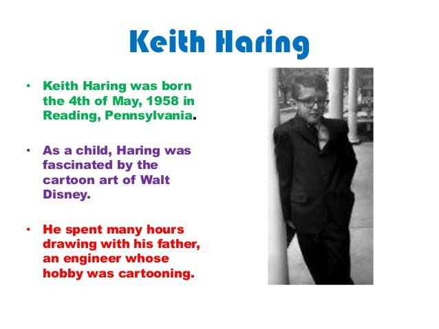 keith Haring for kids Slide 2