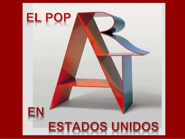 Pop art en Estados Unidos