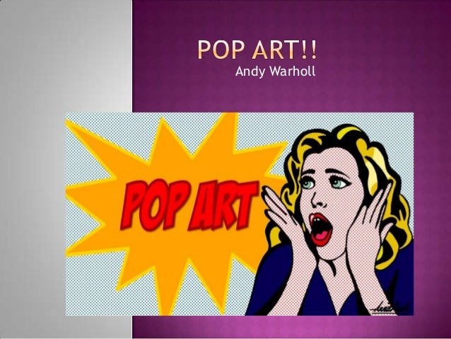 Pop art powerpoint toneelgroepblik Images