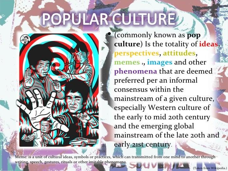 Mass culture/popular culture debate in cultural studies essay