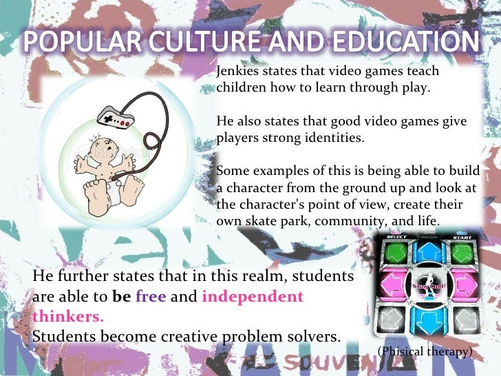 essay popular culture music Pop culture is commercial culture based on popular taste today's pop culture consists of rap/ hip hop music, sagging jeans, high-top shoes, and 3d movies.