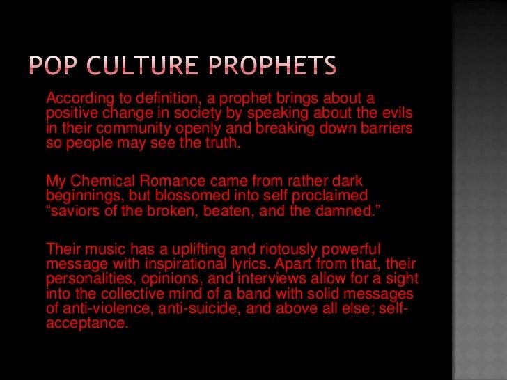 Pop Culture Prophets -...