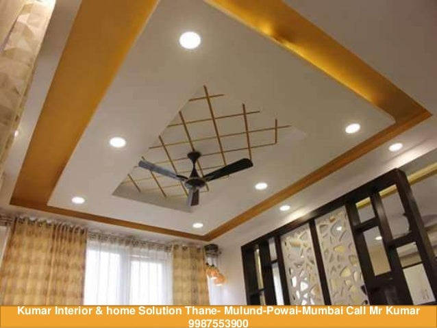 The best false ceiling design ideas with led lighting call kumar in for Design of false ceiling for home