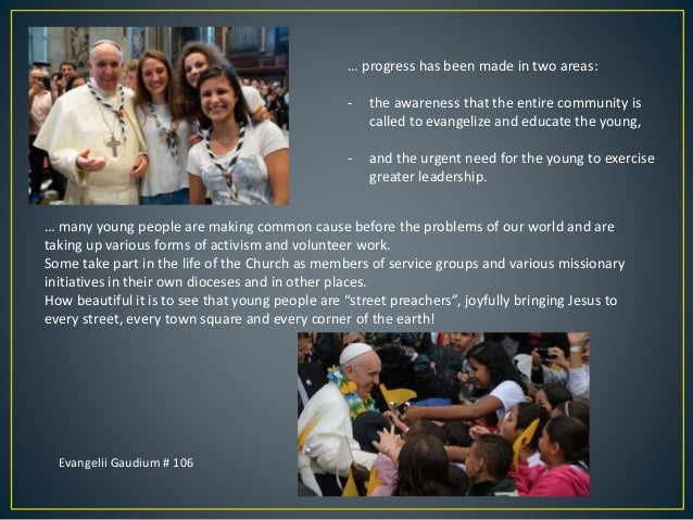 the joy of the gospel pope francis pdf