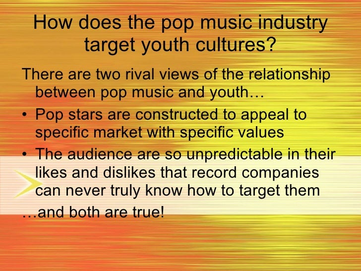 How Pop Culture Trends Influence Youth: The cult of media ...