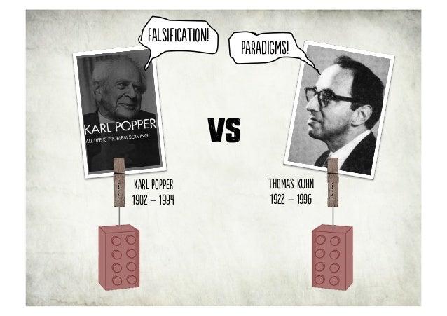popper vs kuhn scientific progress