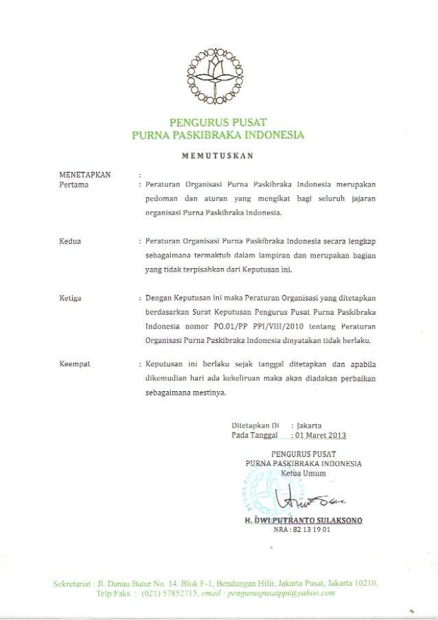 Surat Pengunduran Diri Jabatan Bendahara Pengeluaran ...