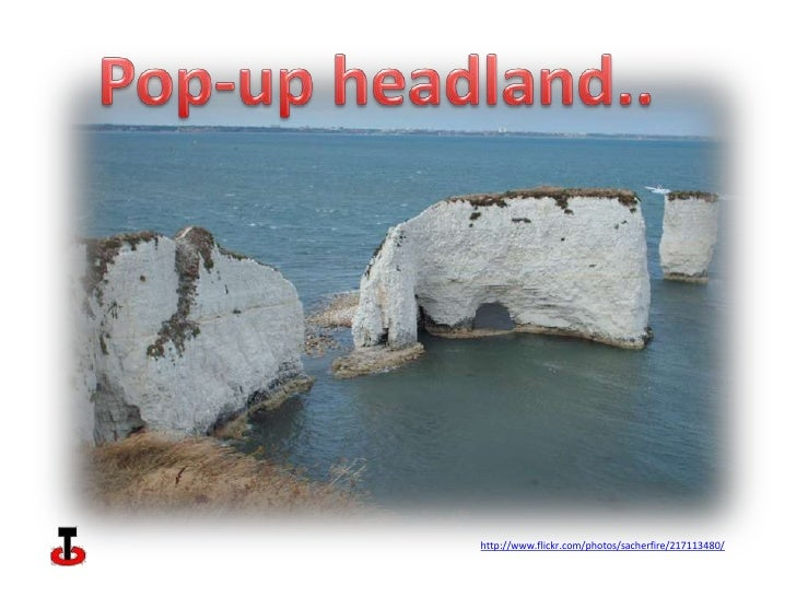 Pop-up headland..<br />http://www.flickr.com/photos/sacherfire/217113480/<br />