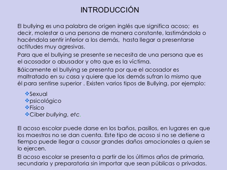 Patricia hace bullying - 2 part 7