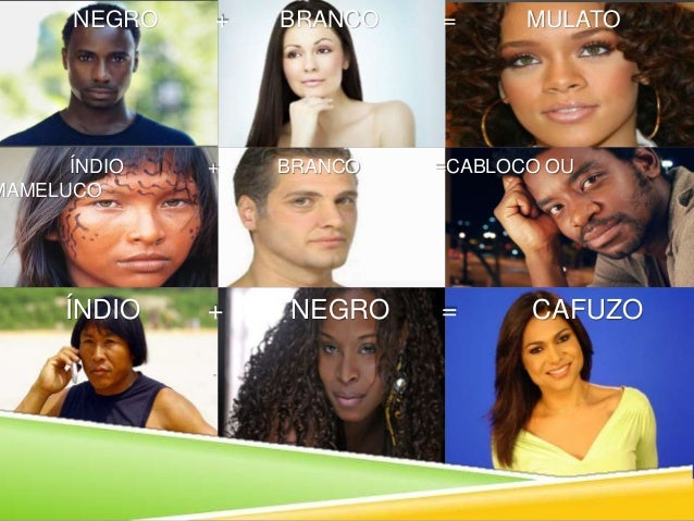Resultado de imagem para imagens da  povo brasileiro NEGROS E INDIOS