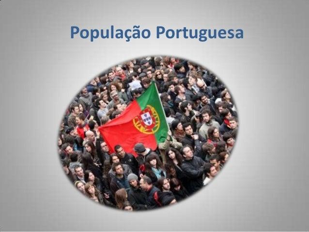 População Portuguesa